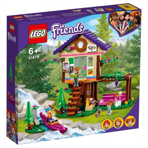 Lego Friends - Forest House