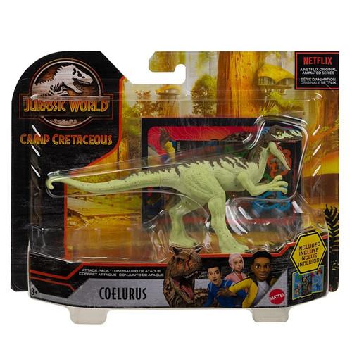Jurassic World Attack Pack - Coelurus