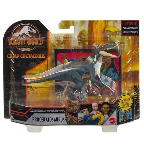 Jurassic World Attack Pack - Proceratosaurus