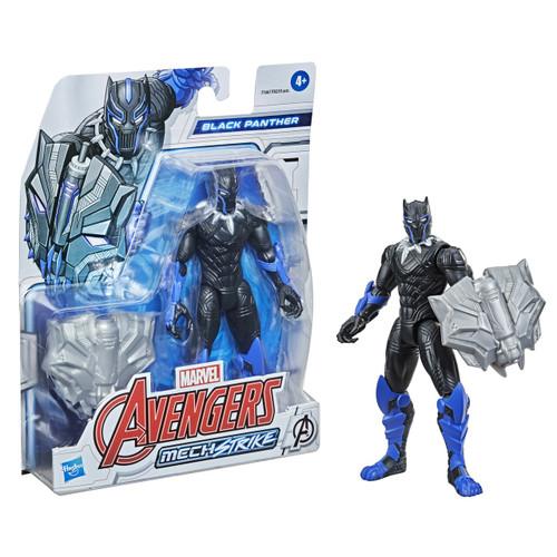 Marvel Avengers MechStrike 6 Inch Figure - Black Panther