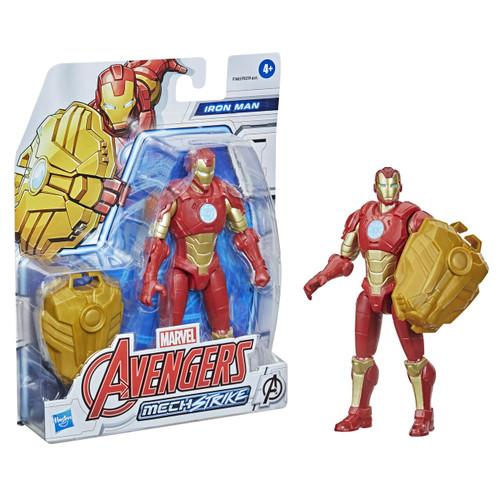 Marvel Avengers MechStrike 6 Inch Figure - Iron Man