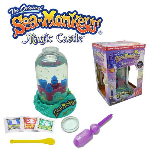 Sea-Monkeys Magic Castle