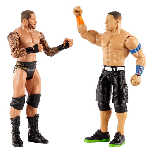 WWE Championship Showdown Randy Orton v John Cena