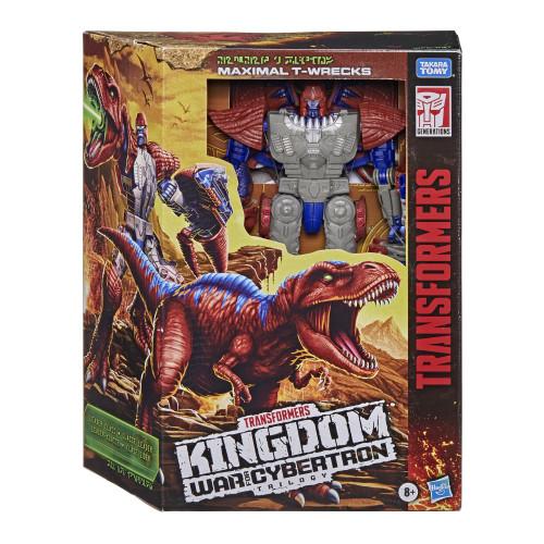 Transformers Kingdom WFC - Maximal T-Wrecks