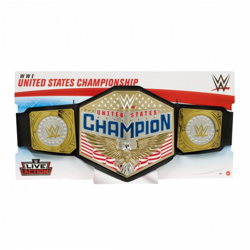 WWE Championship Belt - WWE United States Championship