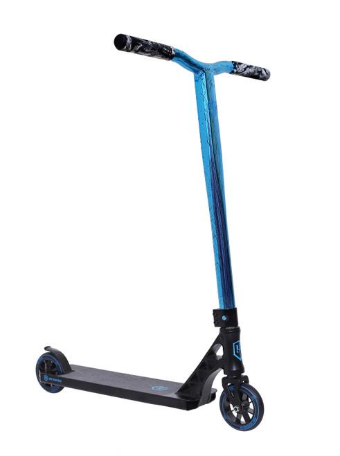 Grit Elite Scooter Black/Vapour Blue Black Laser