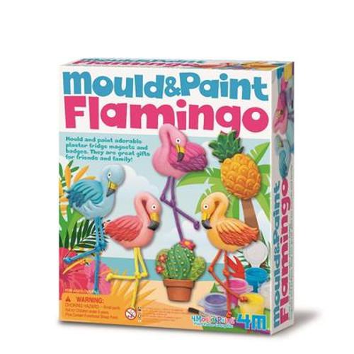 4M - Mould & Paint Flamingo