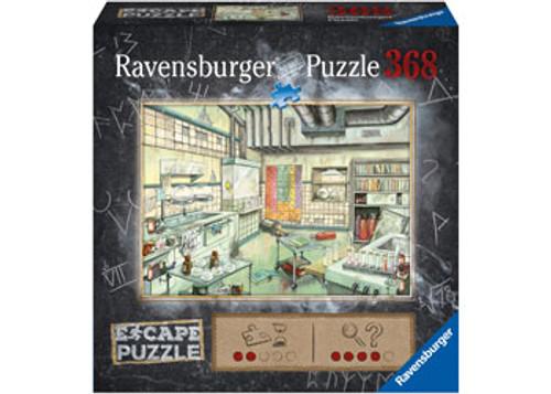 Ravensburger - The Laboratory Escape Puzzle 368 Piece