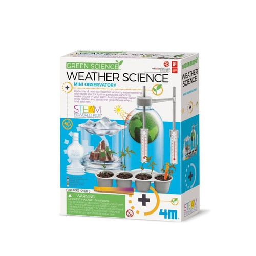 4M - Green Science Weather Science