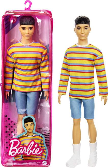 Ken Fashionista Doll #175