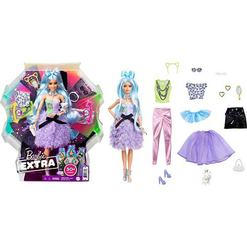 Barbie Extra Deluxe Doll