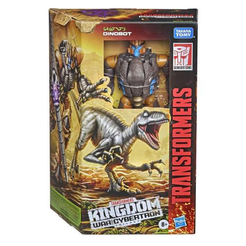 Transformers Generation WFC Kingdom - Dinobot