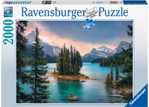 Ravensburger - Spirit Island In Canada Puzzle 2000 Piece
