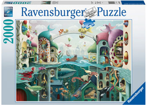 Ravensburger - If Fish Could Walk Puzzle 2000 Piece