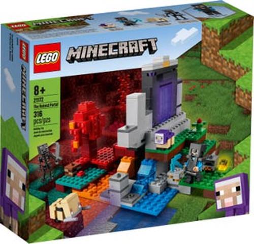 Lego Minecrtaft - The Ruined Portal
