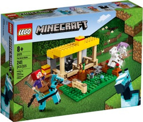Lego Minecrtaft - The Horse Stable