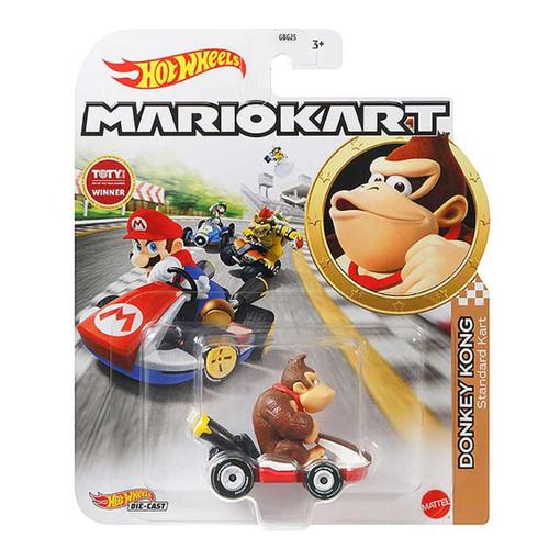 Hot Wheels Mario Kart - Donkey Kong Standard Kart