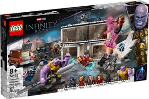 Lego Avengers - Endgame Final Battle