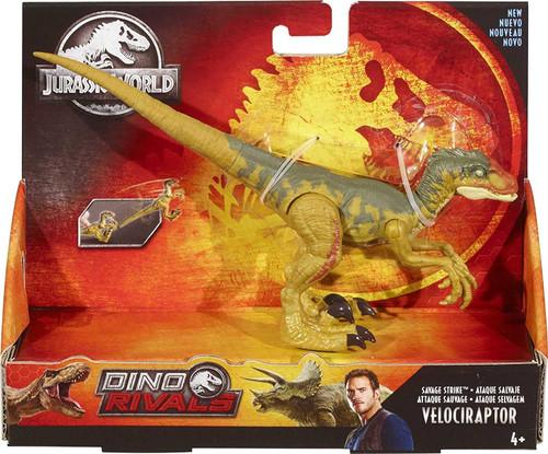 Jurassic World Savage Strike - Clawing Velociraptor