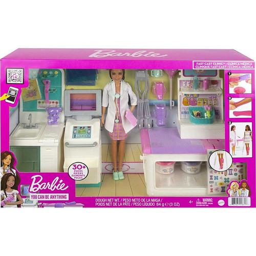 Barbie Careers Medical Playset