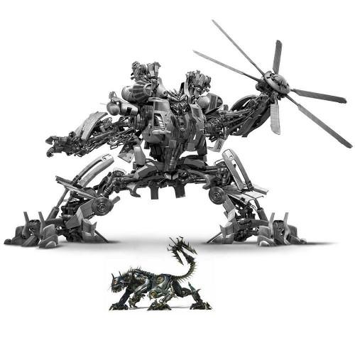 Transformers Gen Studio Leader Grindor & Ravage