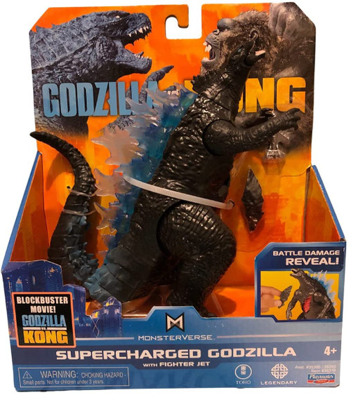 Monsterverse 6 Inch Figure Hong Kong Battle Godzilla