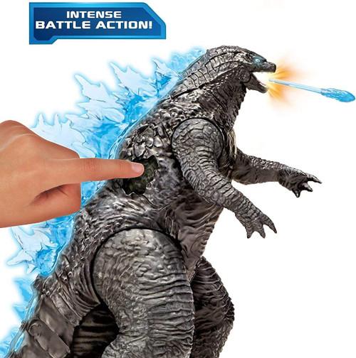 Monsterverse 13 Inch Mega Heat Ray Godzilla w/ Light & Sound