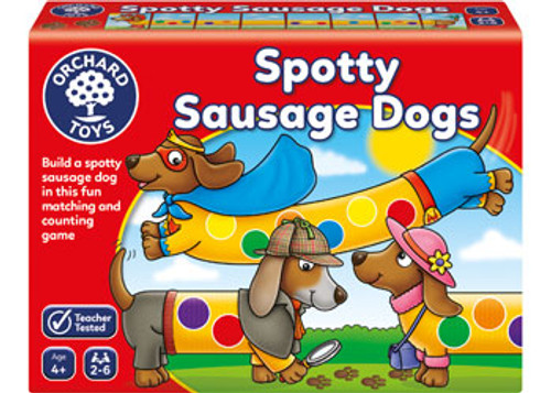 Orchard Game - Spotty Sausage Dogs