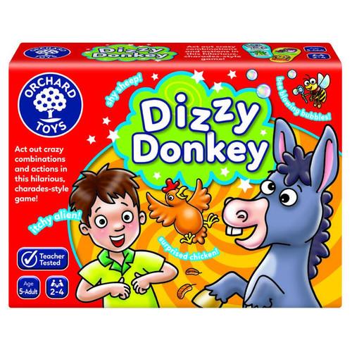 Orchard Game - Dizzy Donkey