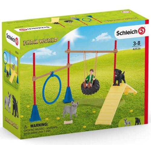 Schleich - Puppy Agility Training