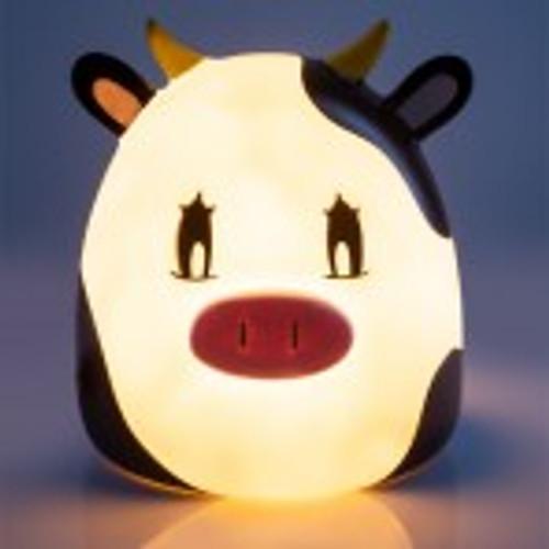 Smooshos Pal Table Lamp - Cow