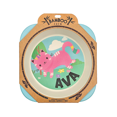 Bamboo Bowl - Ava