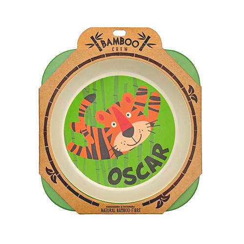 Bamboo Bowl - Oscar