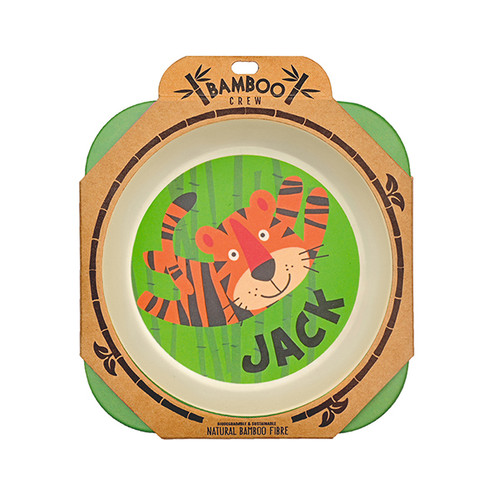 Bamboo Bowl - Jack