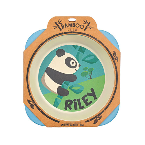 Bamboo Bowl - Riley
