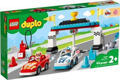 Lego Duplo - Race Cars