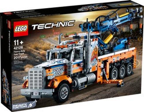 Lego Technic - Heavy Duty Tow Truck