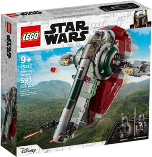 Lego Star Wars - Boba Fetts Starship