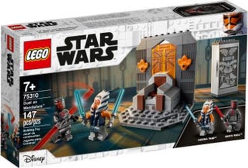 Lego Star Wars - Duel on Mandalore