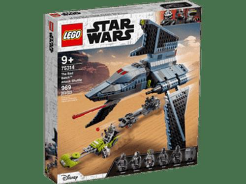 Lego Star Wars - The Bad Batch Attack Shuttle
