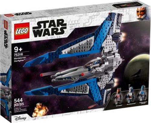 Lego Star Wars - Mandalorian Starfighter