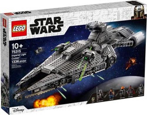 Lego Star Wars - Imperial Light Cruiser