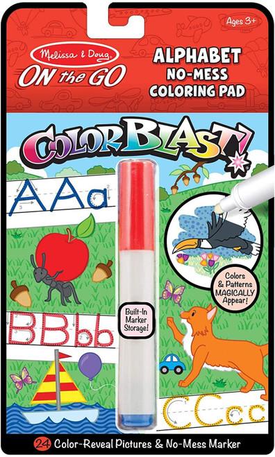 Melissa & Doug On The Go Colour Blast! Alphabet