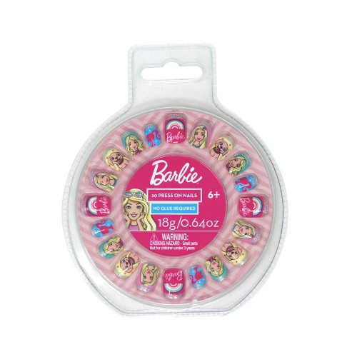 Barbie Rainbow Fantasy Press On Nails