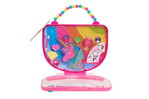 Barbie Perfectly Sweet Purse Make Up Case