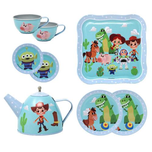 Toy Story 8 Piece Tea Set