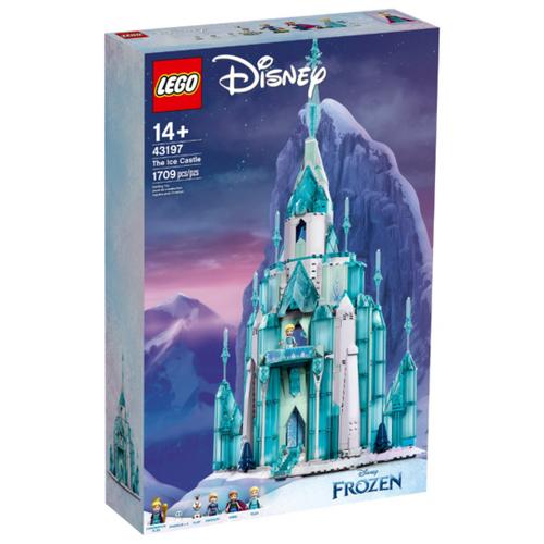 Lego Disney - The Ice Castle