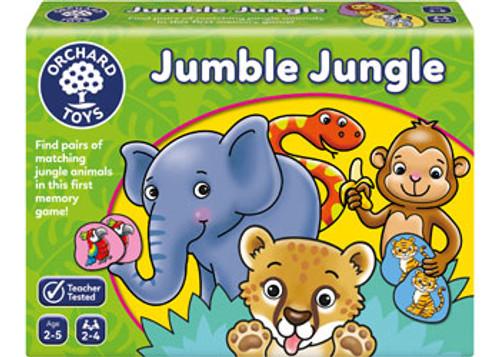 Orchard Game - Jumble Jungle