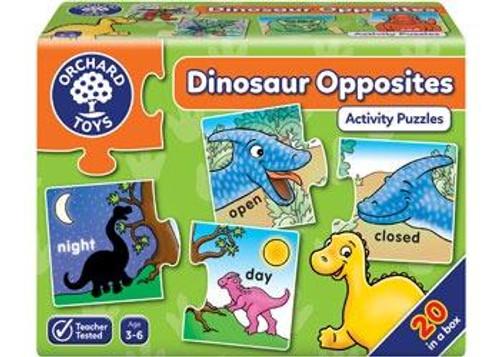 Orchard Jigsaw - Dino Opposites 20 x 2 Piece
