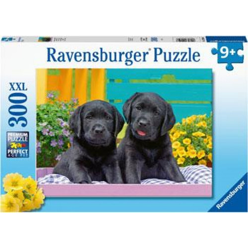 Ravensburger - Puppy Life Puzzle 300 Piece